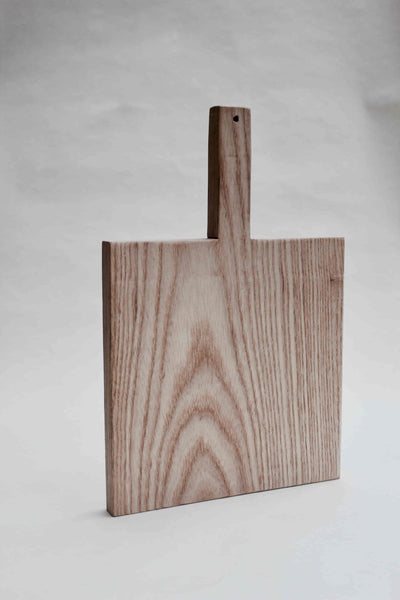 Small Natural Ash Chopping Board
