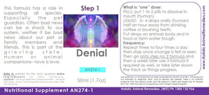 AN274 - Emotional Human remedies - Denial, Anger, Acceptance.