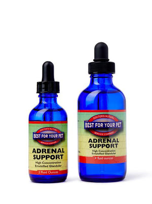 Glandular - Adrenal Support 2oz. or 4oz.