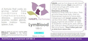 AN188 - Cancer - Acute Leukemia or chronic Lymphocytic Leukemia - canines