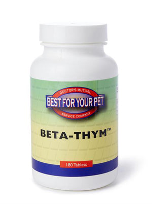 Beta-Thym 90 or 180 Tablets