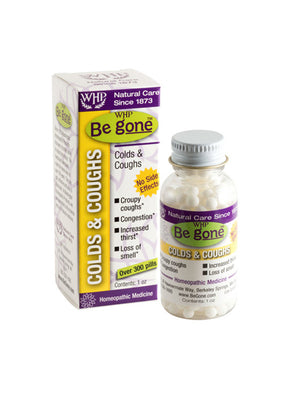 Be gone™ Colds & Cough