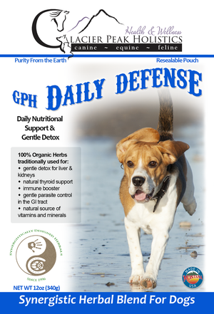 GPH Daily Defense Powder for Dogs (New Formula, now with Moringa Oleifera)