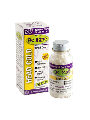 Be gone™ Head Cold 1oz