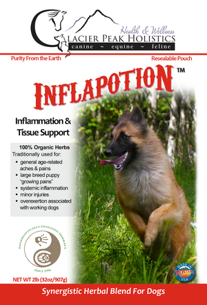 Inflapotion Powder for Dogs