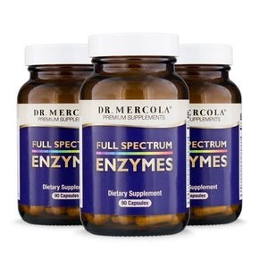 Dr. Mercola Full Spectrum Enzymes