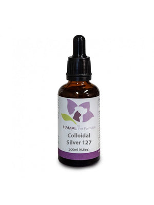 AN127 - Colloidal Silver Liquid 200ml