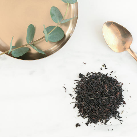 No.01 Black Tea - Schwarzer Tee