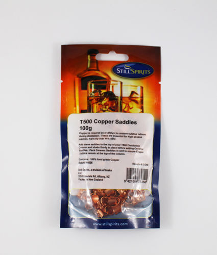 Still - Copper Saddles 100g