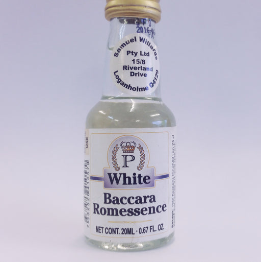 White Rum Essence Prestige