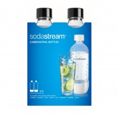 SodaStream PET Bottles x 2