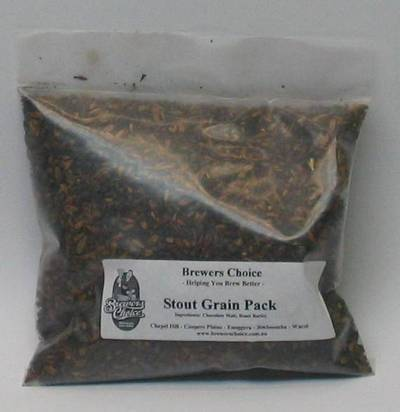 Stout Grain Pack