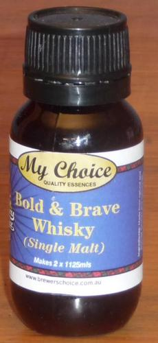 Bold 'n Brave Single Malt Whisky - 50mls