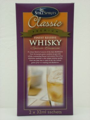 Classic Finest Reserve Scotch