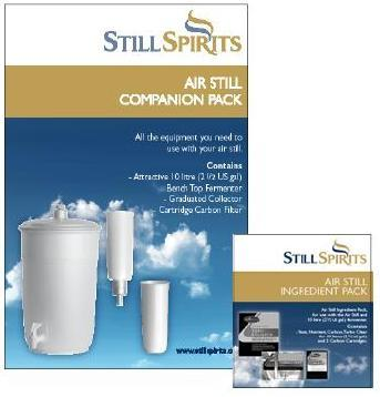 Air Still Companion Pack