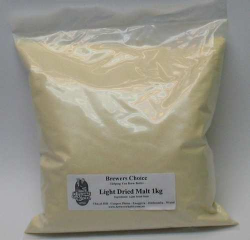 Light Dried Malt 1kg