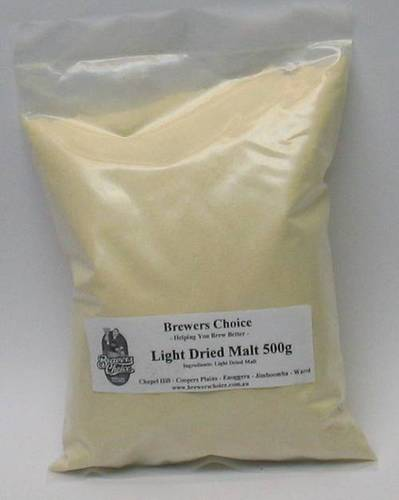 Light Dried Malt 500g