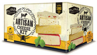 Mad Millies Artisan Home Cheese Making Kit