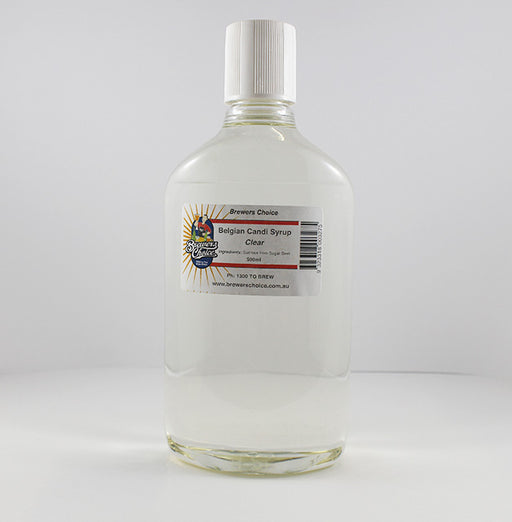 Belgian Candi Syrup 500g - Light
