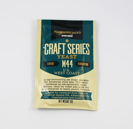 M44 U.S West Coast Yeast