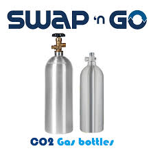 GAS BOTTLES 2.3 Kg (Swap and Go in store only)