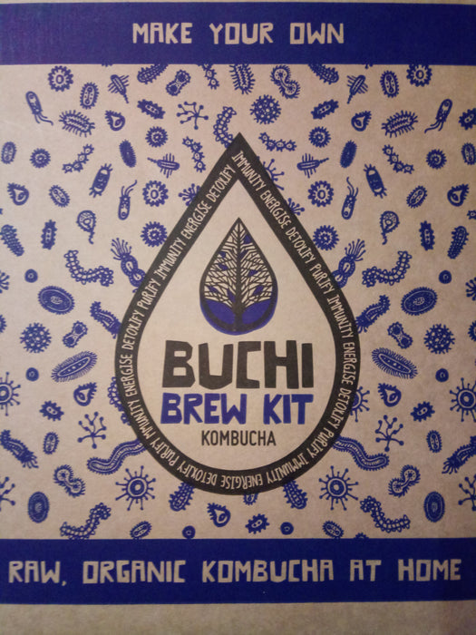 Buchi - Kombucha Home Brew Kit
