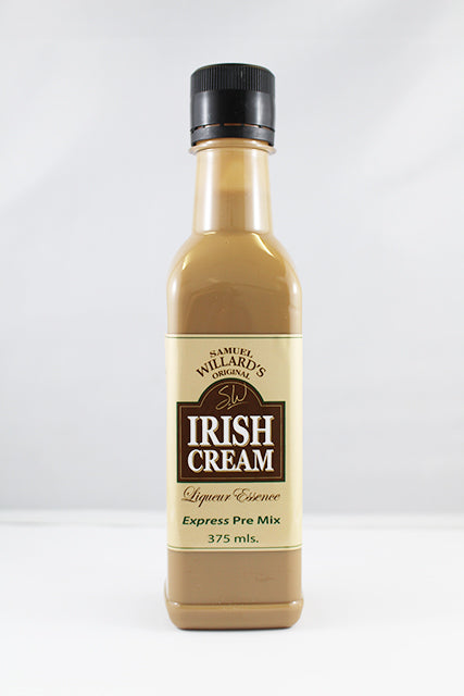 Irish Cream Premix