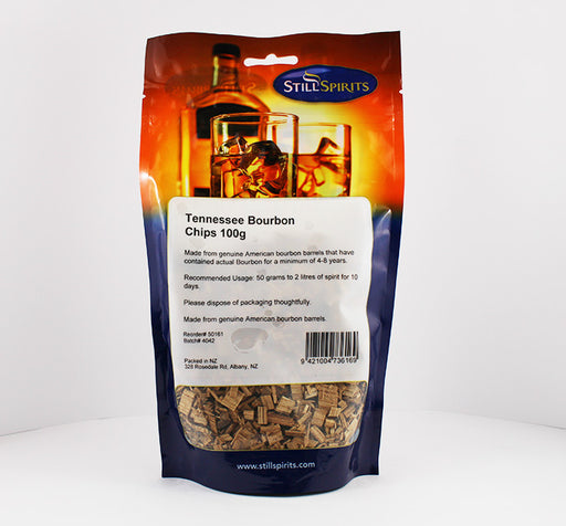 Tennessee Bourbon Oak Chips