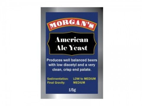 American Ale Yeast