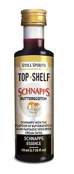 Still SpiritsTop Shelf Butterscotch Schnapps