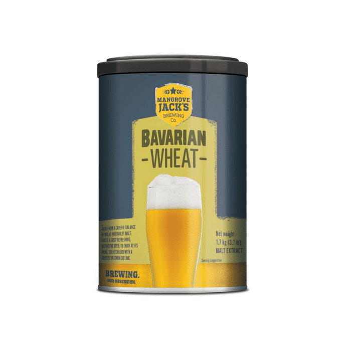 Mangrove Jacks International Series Bavarian Wheat 1.7kg