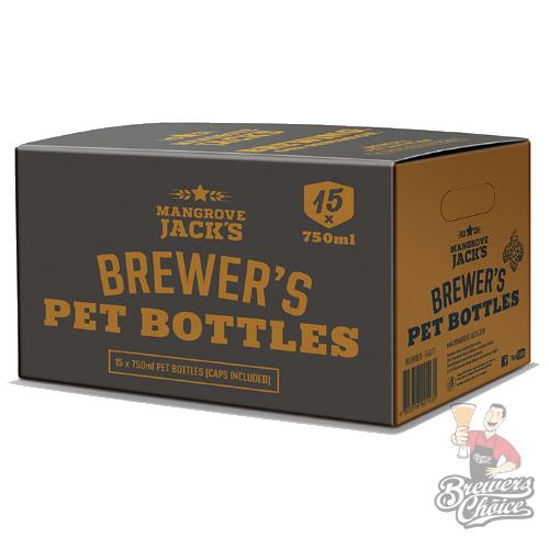 Bottles - PET 750ml x 15