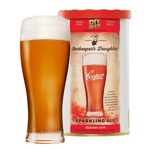 Thomas Cooper's Innkeeper's Daughter Sparkling Ale
