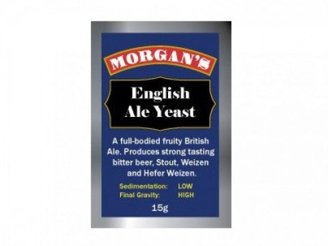 English Ale Yeast