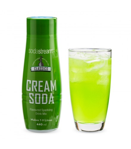 Cream Soda SodaStream Flavour