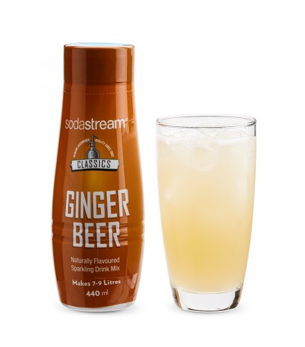 Ginger Beer SodaStream Flavour