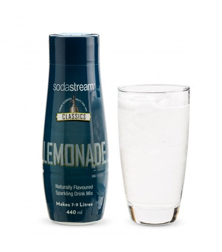 Lemonade SodaStream Flavour