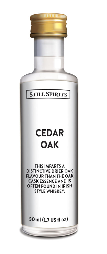 SS Profiles Whiskey Cedar Oak
