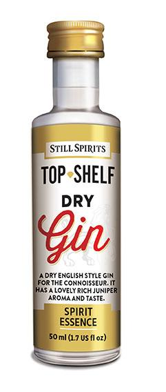 SS Top Shelf Dry Gin