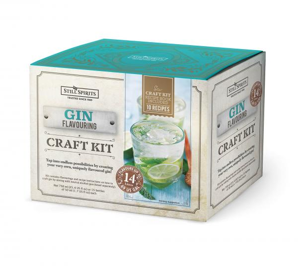 SS Gin Craft Kit