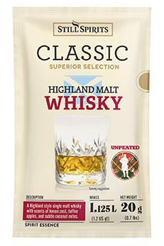 Classic Highland Malt Whiskey
