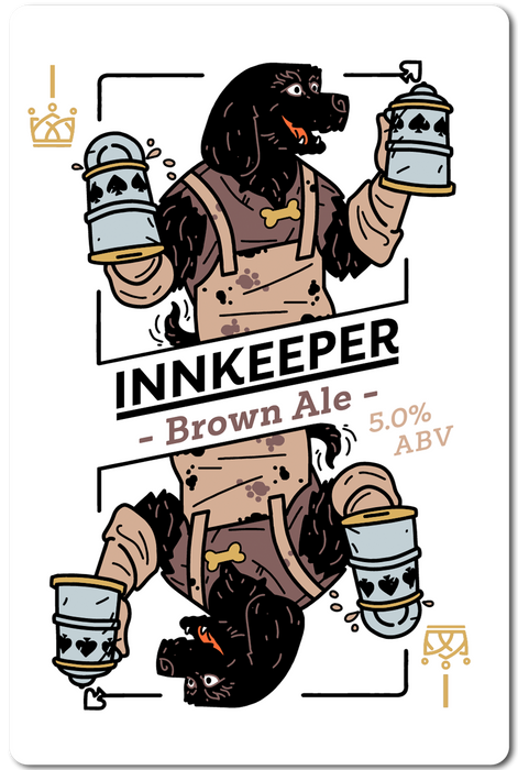 INNKEEPER (BROWN ALE) IN STORE ONLY