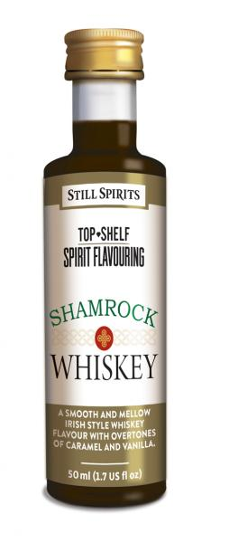SS Top Shelf Shamrock Whiskey