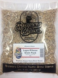Lager and Pilsner Grain Pack