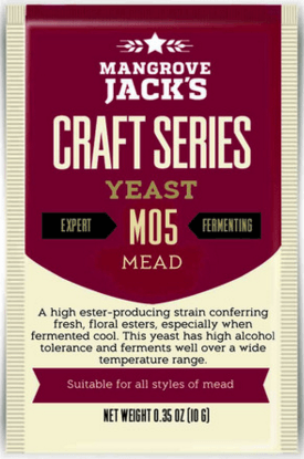 M05 Mead Yeast