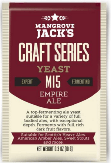 M15 Empire Ale Yeast