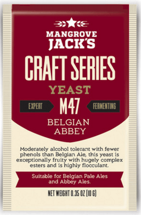 M47: Belgian Abbey Yeast