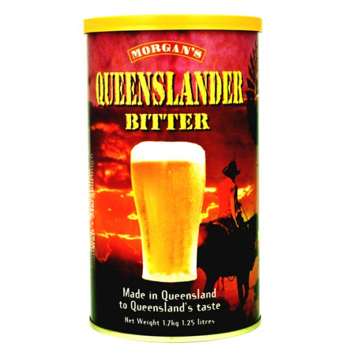 Morgan's - Queenslander Bitter 1.7kg