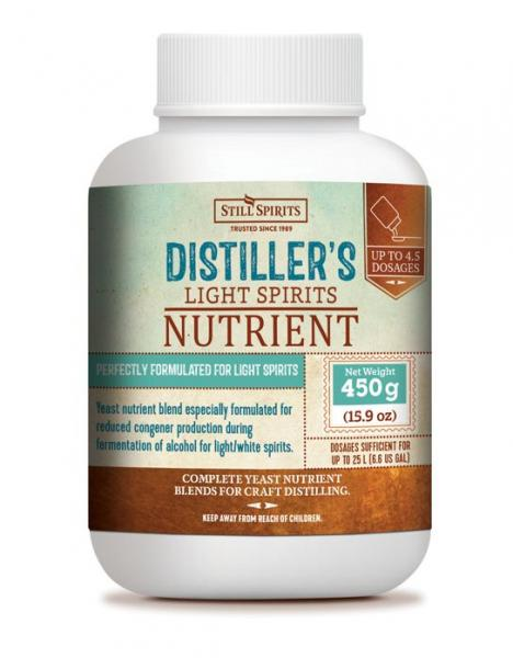 SS Distiller's Nutrient Light Spirits 450g
