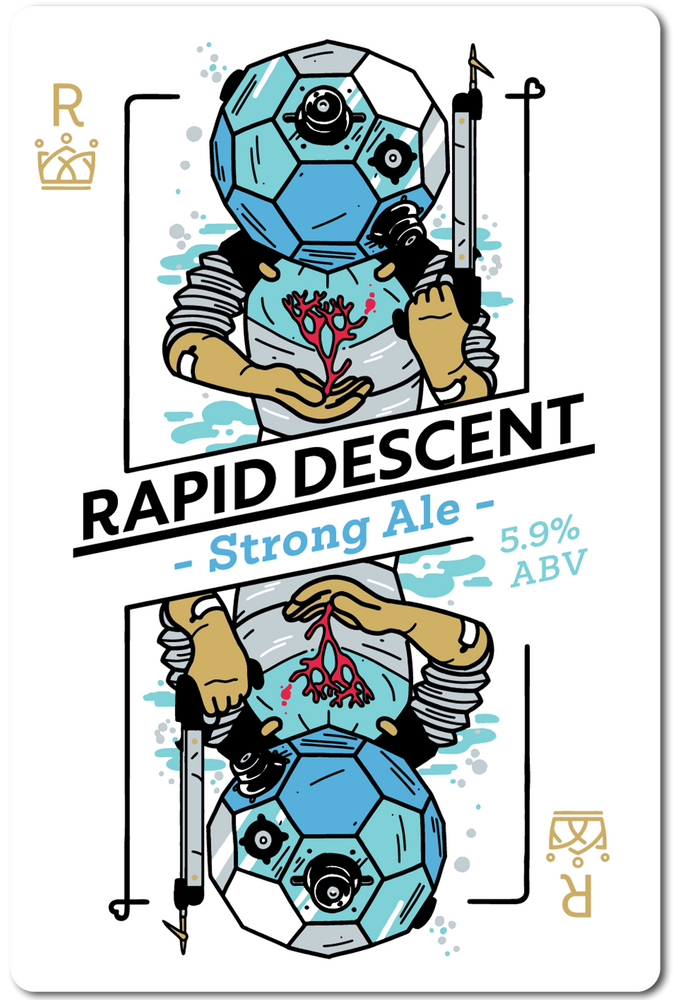RAPID DESCENT (STRONG ALE) IN STORE ONLY